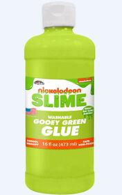 Nickelodeon 16 Oz Slime Glue-Green