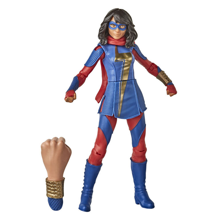 Hasbro Marvel Gamerverse 6-inch Ms. Marvel Action Figure Toy