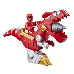 Playskool Heroes Power Rangers Red Ranger and T-Rex Zord 2-pack