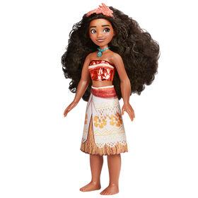 Disney Princess Royal Shimmer Moana Doll