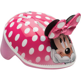 Minnie Me Toddler 3+ Bicycle Helmet - Minnie Mouse