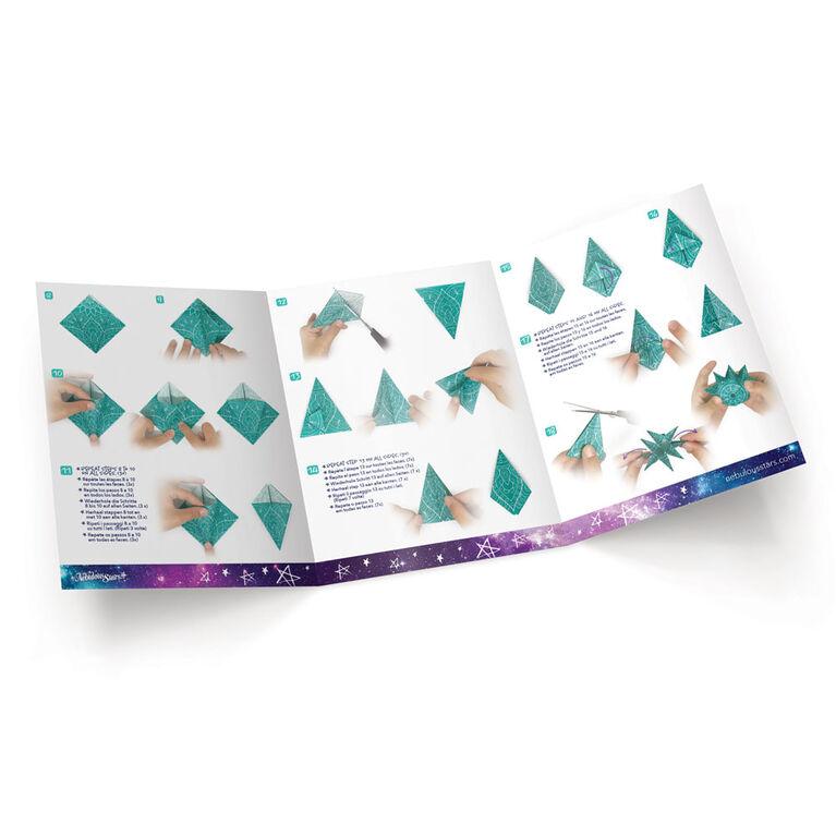 Lanternes origami