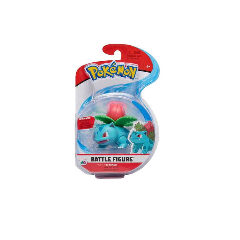 "Pokémon 2""-3"" Battle Figure Packs - 3"" Ivysaur"