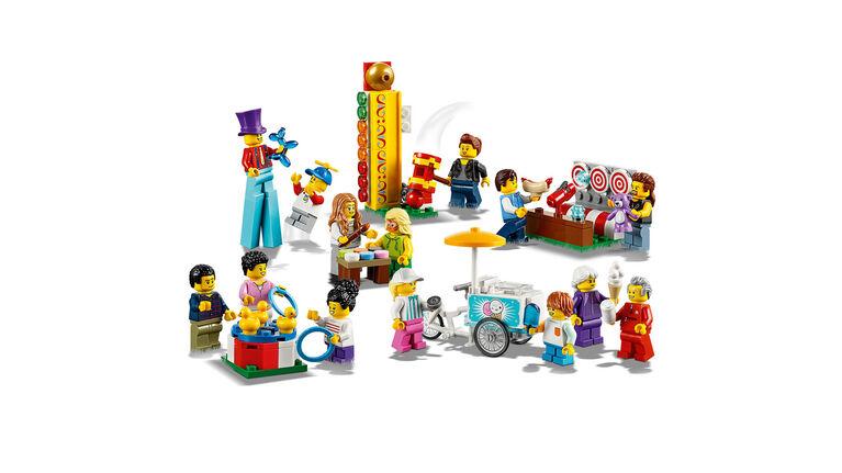 LEGO City Town People Pack - Fun Fair 60234