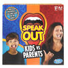 Hasbro Gaming - Mâche Mots Enfants contre parents - Édition anglaise