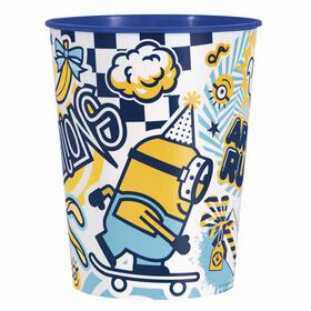 Minions Gobelet en plastique de 16on