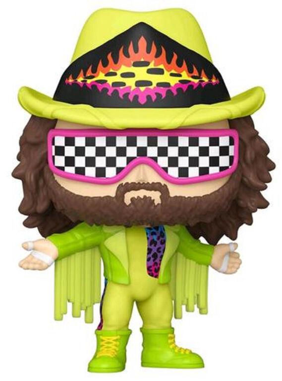 Funko POP! WWE: Macho Man Randy Savage (Green) - R Exclusive