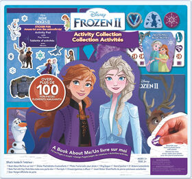 Frozen II 100 piece Activity Set