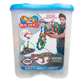 ZOOB BuilderZ 250 kit de pièce.