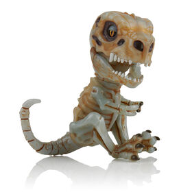 Fingerlings Untamed - Bonehead Skeleton T-Rex - Doom (Ash)