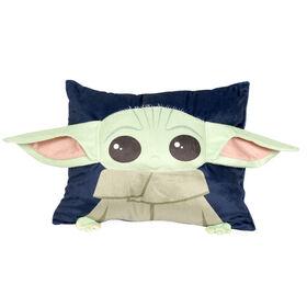 Nemcor - Marvel Mandalorian Baby Yoda Character Pillow