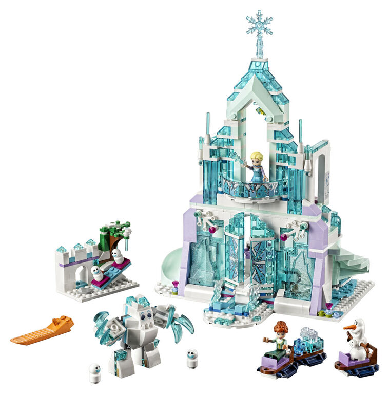 LEGO Disney Princess Elsa's Magical Ice Palace 43172