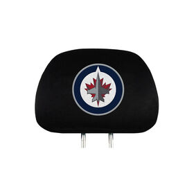 Winnipeg Jets Headrest Covers