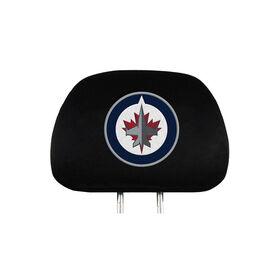 Winnipeg Jets Headrest Covers