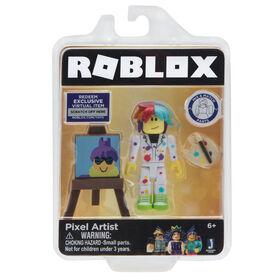 Roblox Celebrity Pixel Artist