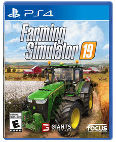PlayStation 4 - Farming Simulator 19  PS4