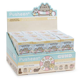 GUND Pusheen Blind Box Series #10 Lazy Summer Surprise Mystery Plush, 2.75 Inch