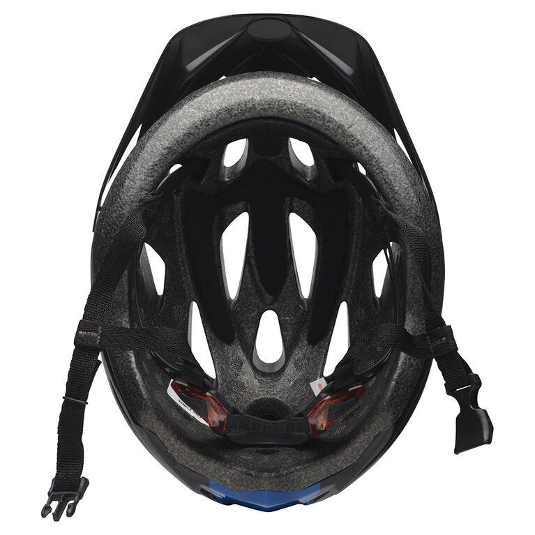 Bell - Child Rival Bike Helmet - Blue/Black Blurred (Fits head sizes 52 - 56 cm)