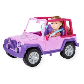 Journey Girls - Véhicule à 4 roues motrices.