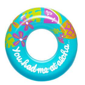Say it Loud Swim Ring