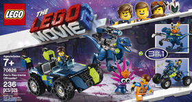 Le tout-terrain Rex-trême de Rex! LEGO The LEGO Movie 2 70826