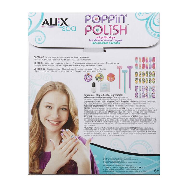 Alex Spa Poppin 'polonais