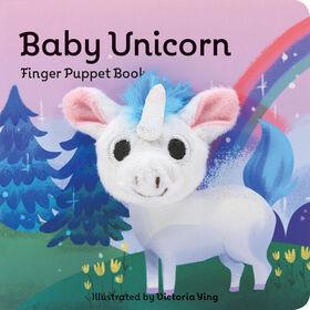 Baby Unicorn: Finger Puppet Book