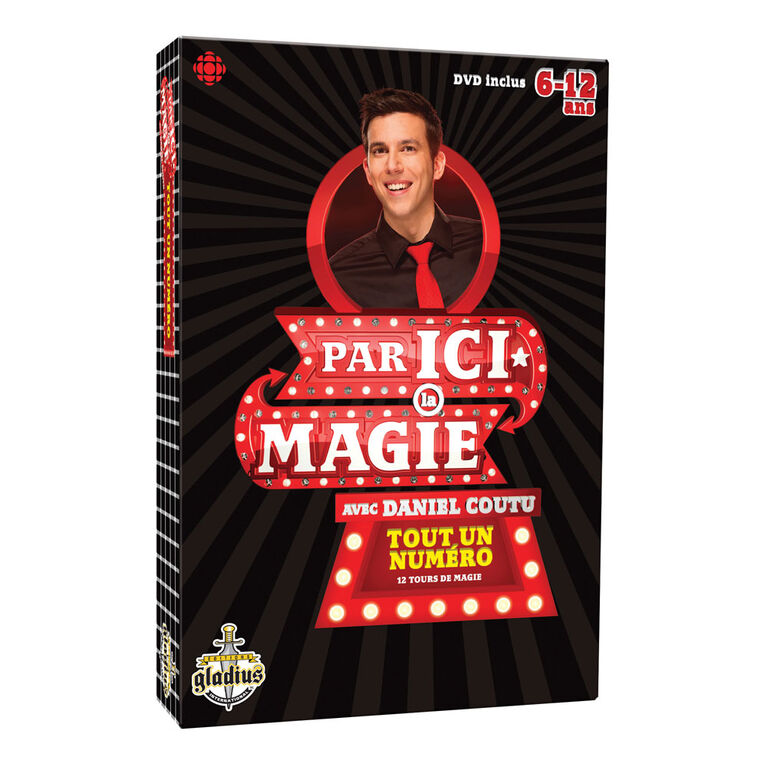 Par ici la magie Game -  French Only