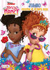 Fancy Nancy 64pg Jumbo Colouring Book