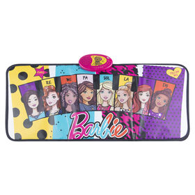 Barbie Piano Music Mat