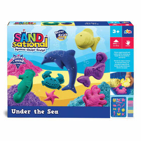 Sandsational Under the Sea Set - R Exclusive
