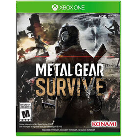 Xbox One - Metal Gear Survive