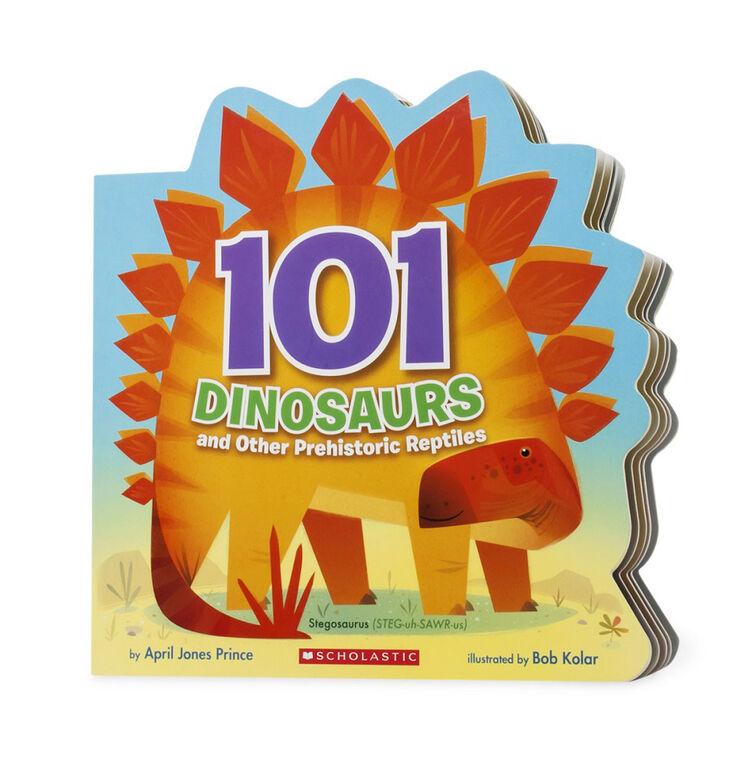 101 Dinosaurs - English Edition
