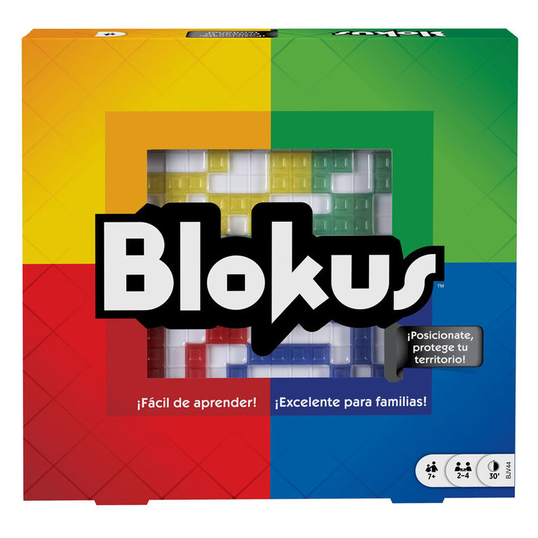 Blokus Game - styles may vary