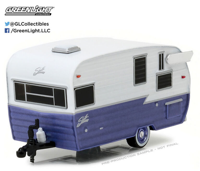 Greenlight - 1:64 Hitched Homes - Assortment May Vary - One Hitched Home Per Purchase