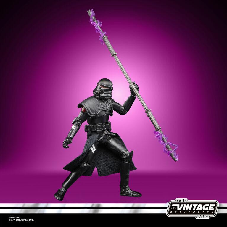 Star Wars The Vintage Collection Gaming Greats, Electrostaff Purge Trooper, figurine Star Wars Jedi: Fallen Order