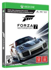 Xbox One - Forza 7