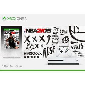 Xbox One - Xbox One S NBA 2K19