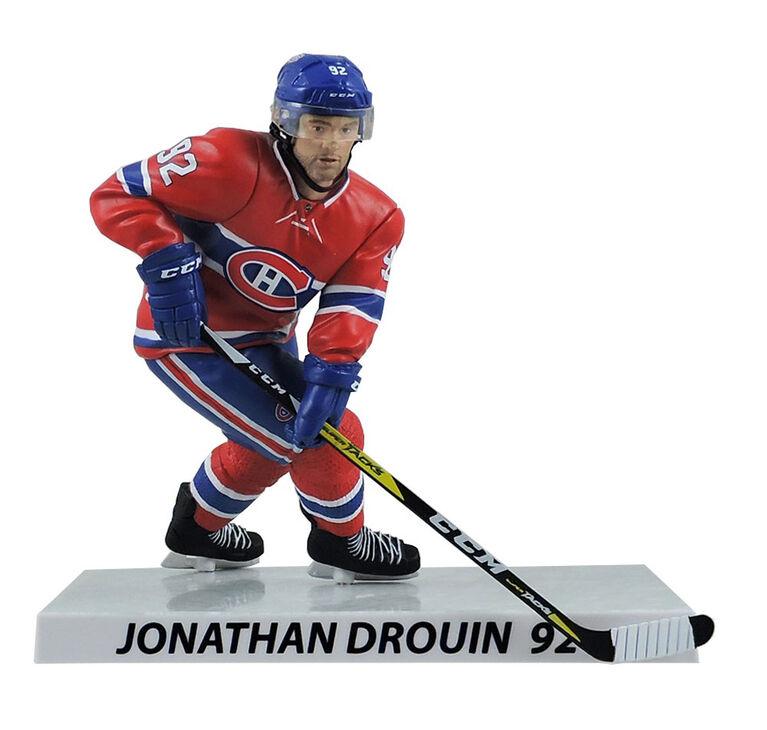 """Jonathan Drouin Canadiens de Montréal Figurine LNH 6""""."""