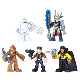 Star Wars Galactic Heroes Smugglers and Scoundrels Pack