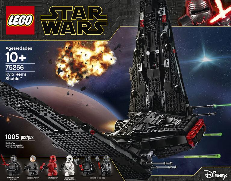 LEGO Star Wars  La navette de Kylo Ren 75256