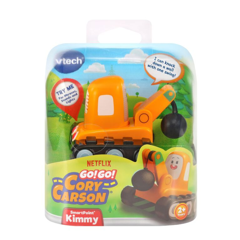 VTech Go! Go! Cory Carson® SmartPoint® Kimmy - English Edition