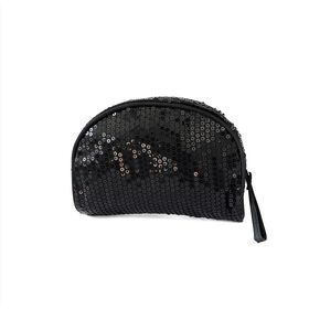 2-Way Sequin Zip Pouch