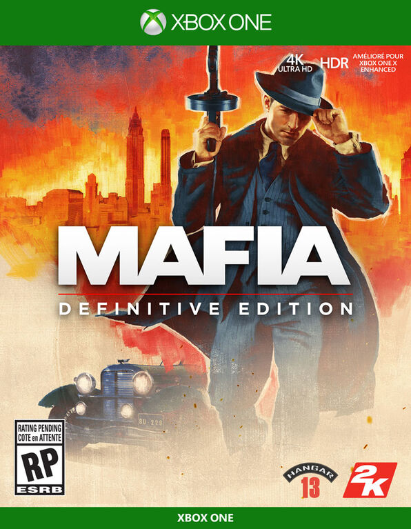 Xbox One Mafia Definitive Ed - English Edition