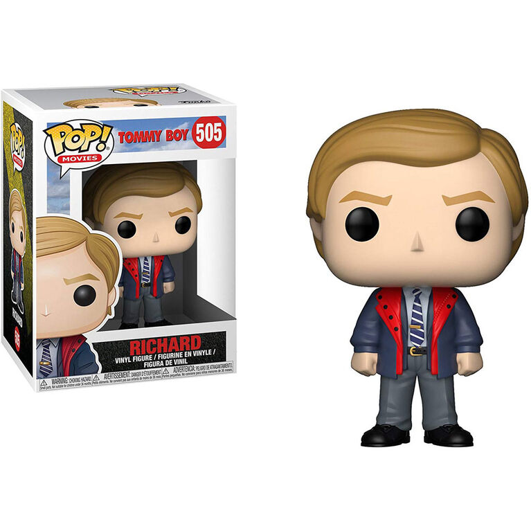 Funko Pop! Movies: Tommy Boy - Richard Vinyl Figure