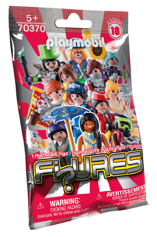 Playmobil - Mystery Figures Girls Series 18