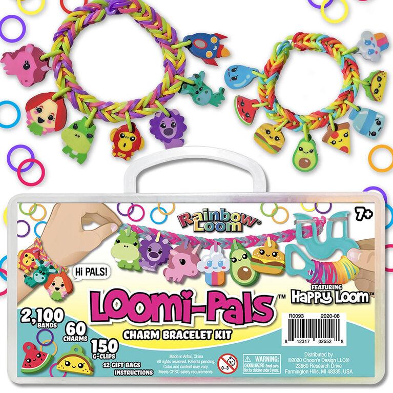 Rainbow Loom - Ensemble Mini Combo Loomi-Pals - Édition anglaise