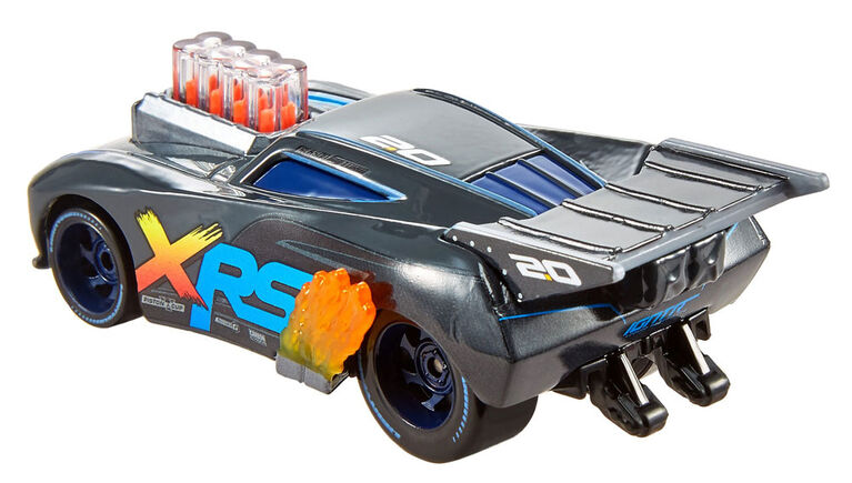 Disney/Pixar Cars XRS Drag Racing Jackson Storm