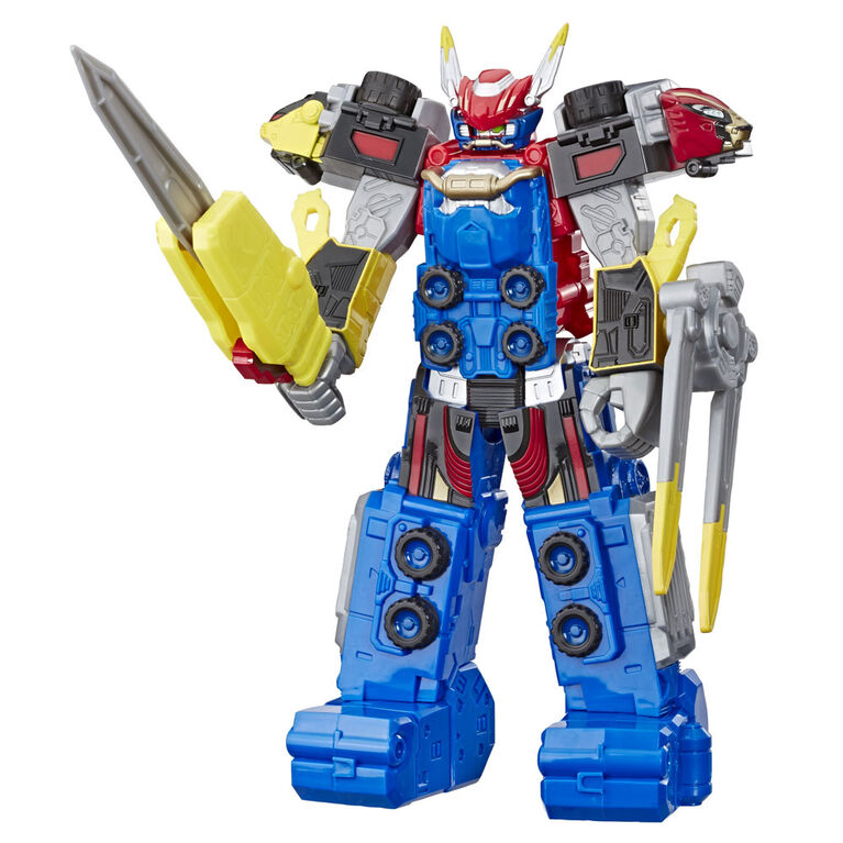 Power Rangers - Beast Morphers, Beast-X Megazord 10-Inch-Scale Action Figure