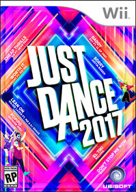 Nintendo Wii - Just Dance 2017